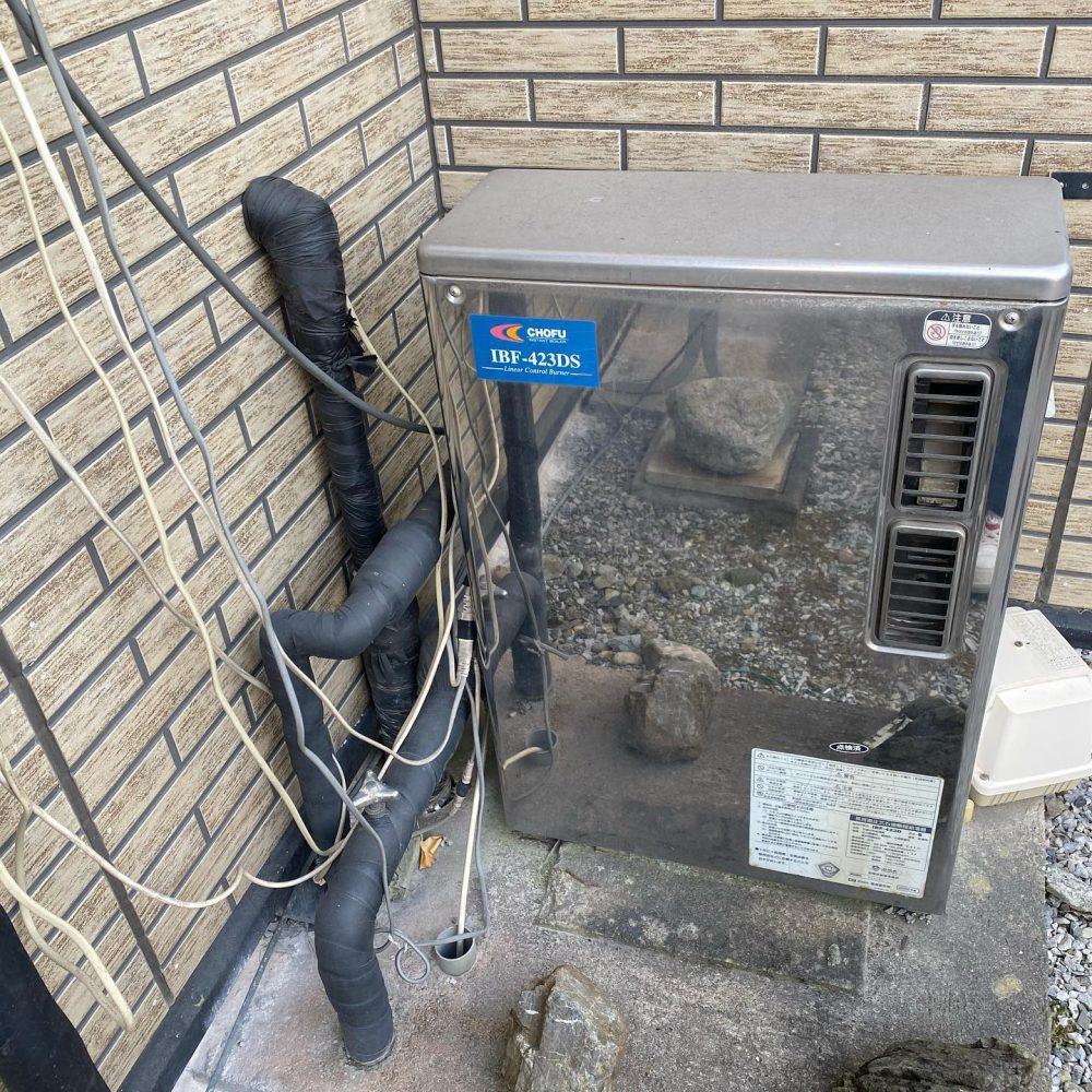 ☆石油給湯器交換工事☆石油給湯器交換しました。15年経過し、部品供給なしでした。半日で終了です。#設備#水道#リフォーム#水回り#町の設備屋さん#ガス給湯器#石油給湯器#エコキュート#給湯器交換工事水回りの事なら当社へお気軽にご相談下さいhttp://iino-shoten.com